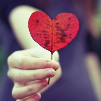 donare amore felicità