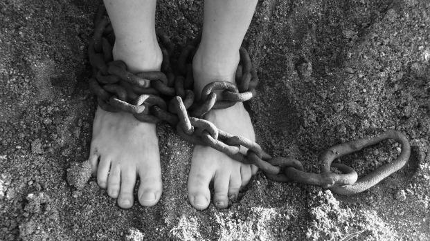 catene libertà schiavitù