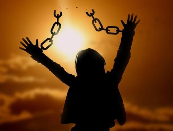 catene spezzate libertà