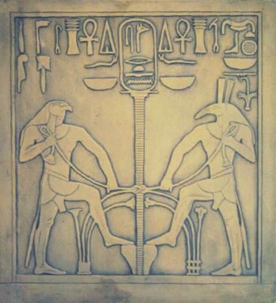 horus e seth - bene e male - luce e buio