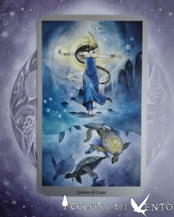 regina di coppe shadowscapes tarot