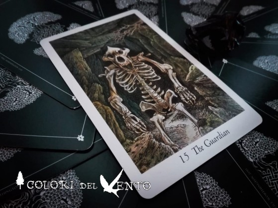 the guardian - wildwood tarot1