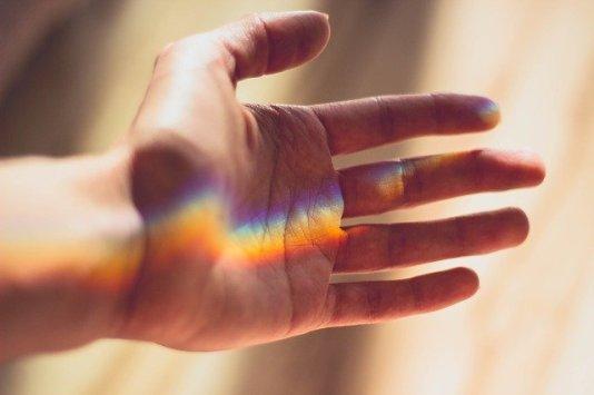 luce spettro