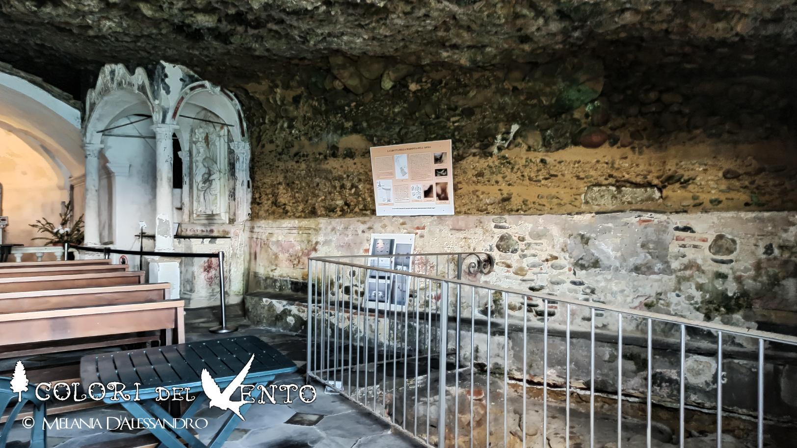 grotta madonna arma