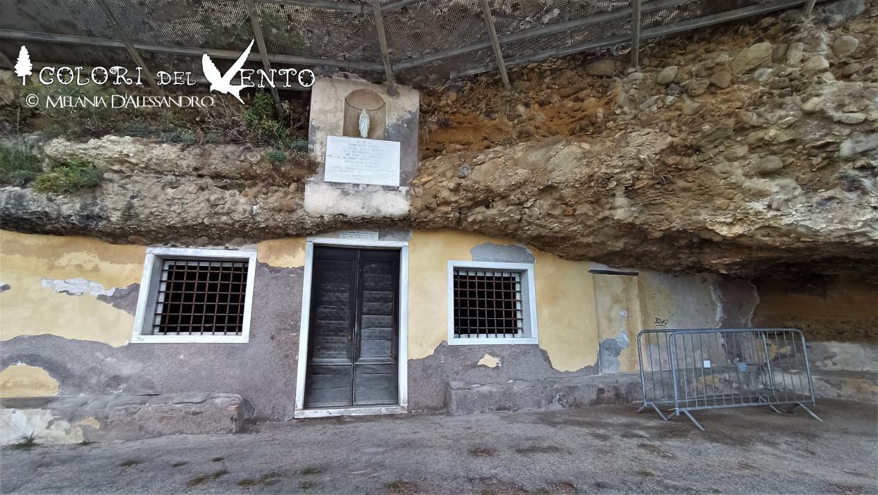 grotta santissima annunziata dell'arma